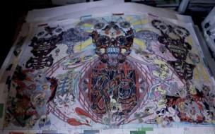 Stussy-Artist-Series-With-Keiichi-Tanaami-Video