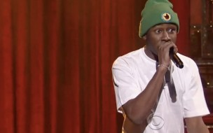 Tyler-The-Creator-'Rusty'-Live-on-Letterman
