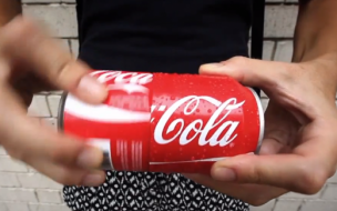 Coca-Cola Introduces New Sharing Can