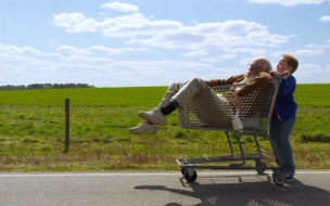 Jackass Present Bad Grandpa Official Trailer