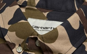 Carhartt Camouflage Oxford Shirt 3