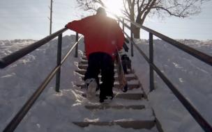Nike 'Never Not' Snowboard FIlm Teaser Trailer
