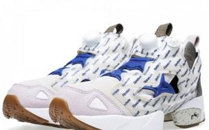 Reebok x Garbstore Pump Fury Sneaker