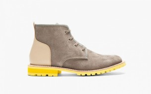 Junya Watanabe Lace-Up Ankle Boots